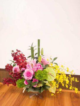 bình hoa tươi