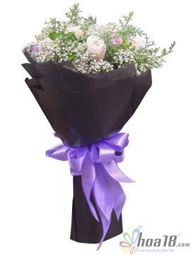 Lựa chọn bó hoa đẹp mang lại bất ngờ tuyệt vời cho người thương