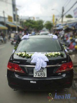 Xe hoa cô dâu